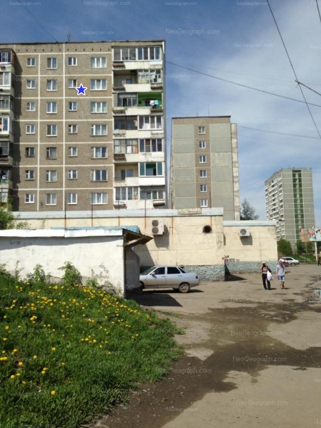 Адрес(а) на фотографии: улица Пехотинцев, 21, Екатеринбург