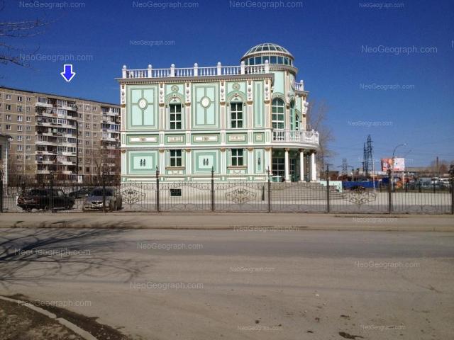 Адрес(а) на фотографии: улица Пехотинцев, 21, 25, Екатеринбург