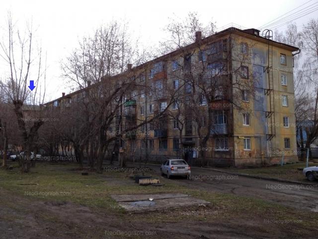 Адрес(а) на фотографии: Техническая улица, 41, Екатеринбург
