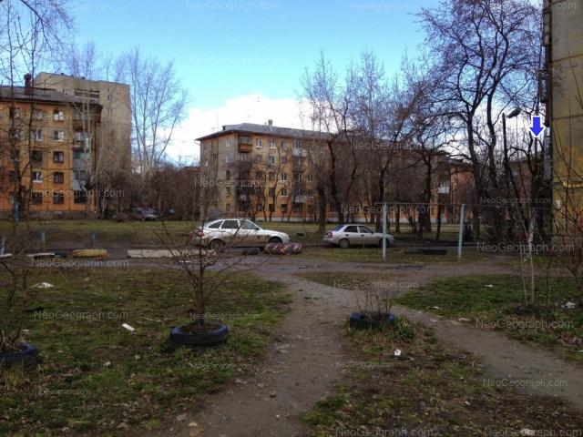 Адрес(а) на фотографии: Техническая улица, 41, 43, 45, Екатеринбург