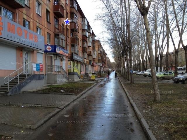 Адрес(а) на фотографии: Техническая улица, 41, 42, 45, Екатеринбург