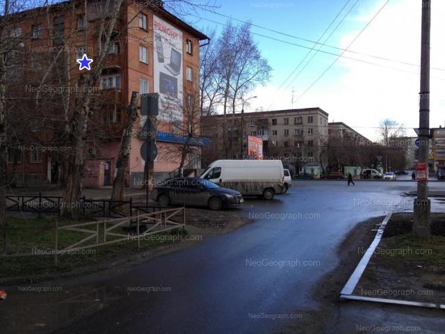 Адрес(а) на фотографии: Техническая улица, 36, 41, Екатеринбург
