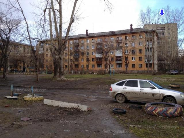 Адрес(а) на фотографии: улица Миномётчиков, 36, 38, 40а, Екатеринбург