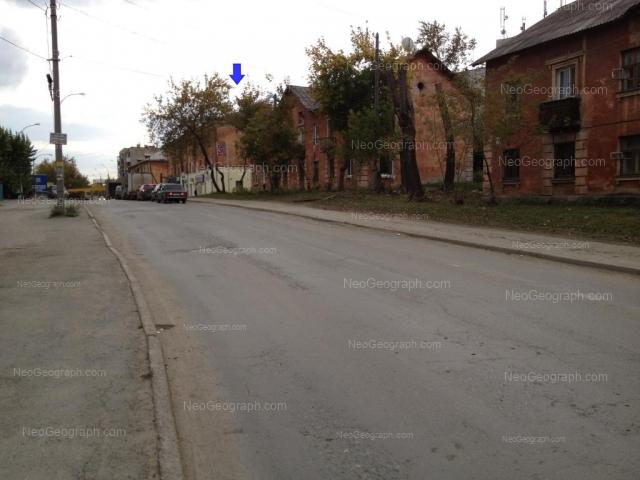 Адрес(а) на фотографии: Артинская улица, 28, 30, 34, Екатеринбург