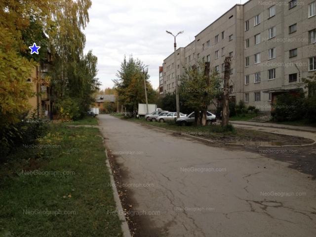 Адрес(а) на фотографии: Конотопская улица, 4, 5, Екатеринбург