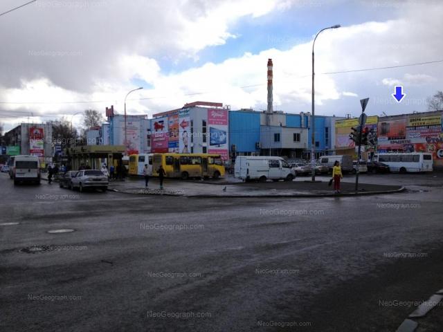 Адрес(а) на фотографии: Техническая улица, 35, 37, 39, Екатеринбург
