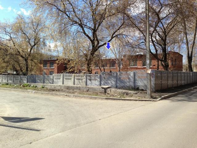 Address(es) on photo: Nadezhdinskaya street, 4, Yekaterinburg