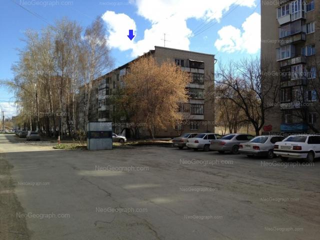Адрес(а) на фотографии: Техническая улица, 35а, Екатеринбург