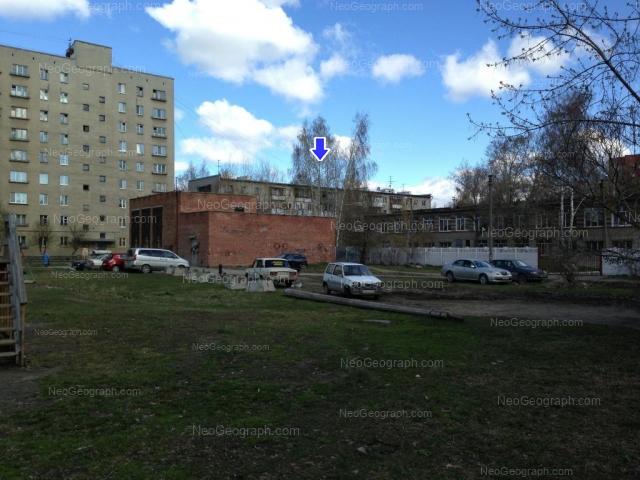 Адрес(а) на фотографии: Техническая улица, 35а, 35б, Екатеринбург