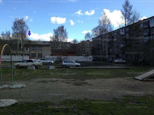 Адрес(а) на фотографии: Техническая улица, 31, 33, 35б, Екатеринбург